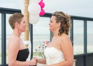 Huwelijk op Ameland