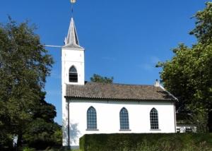 Schellingwouderkerk Amsterdam trouwlocatie