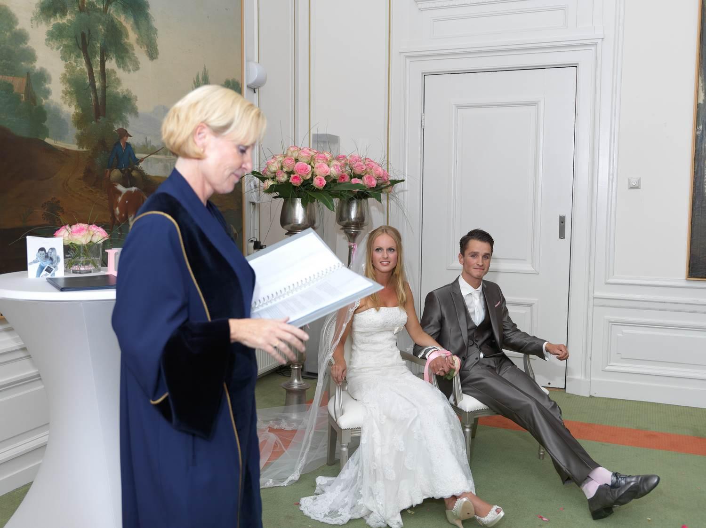 Trouwceremonie Paul En Margreet Kasteel Oud Poelgeest