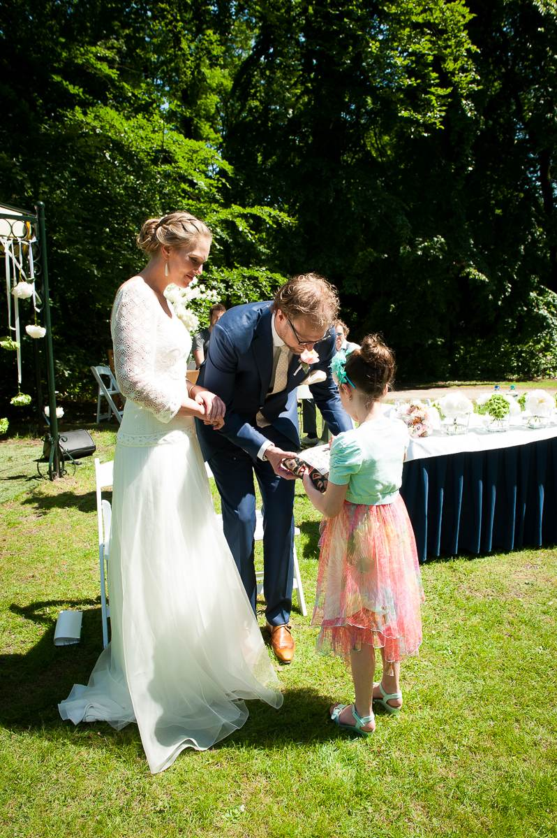 Bruidsmeisje Huwelijk in Santpoort