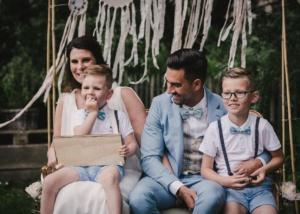 Festival huwelijk de Zijlstroom Leiderdorp