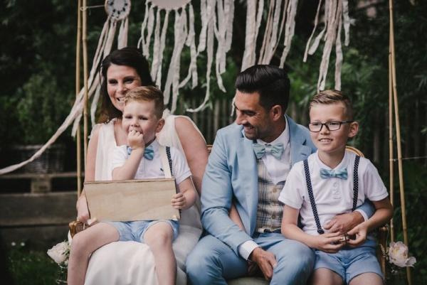 Babs bij huwelijk Ananda & Wouter Brasserie Meelfabriek Zijlstroom Juni 2017
