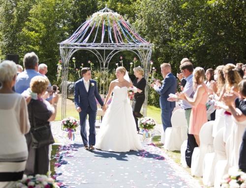 Elke bruiloft is weer een feestje