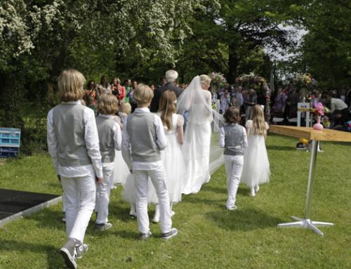 10 tips bij de organisatie van een bruiloft?
