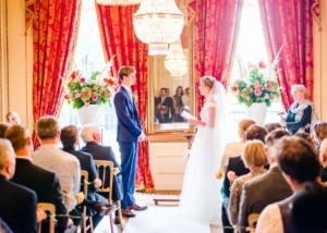 Duitstalige trouwceremonie in Amsterdam