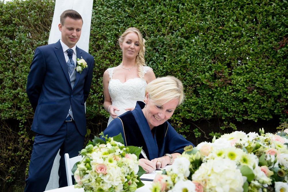 Huwelijk Meerhoeve Oud Ade