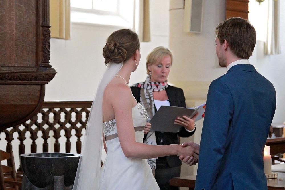 Burgerlijk Huwelijk Dorpskerk Leiderdorp