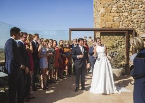 Marriage Castell d'Emporda Spain