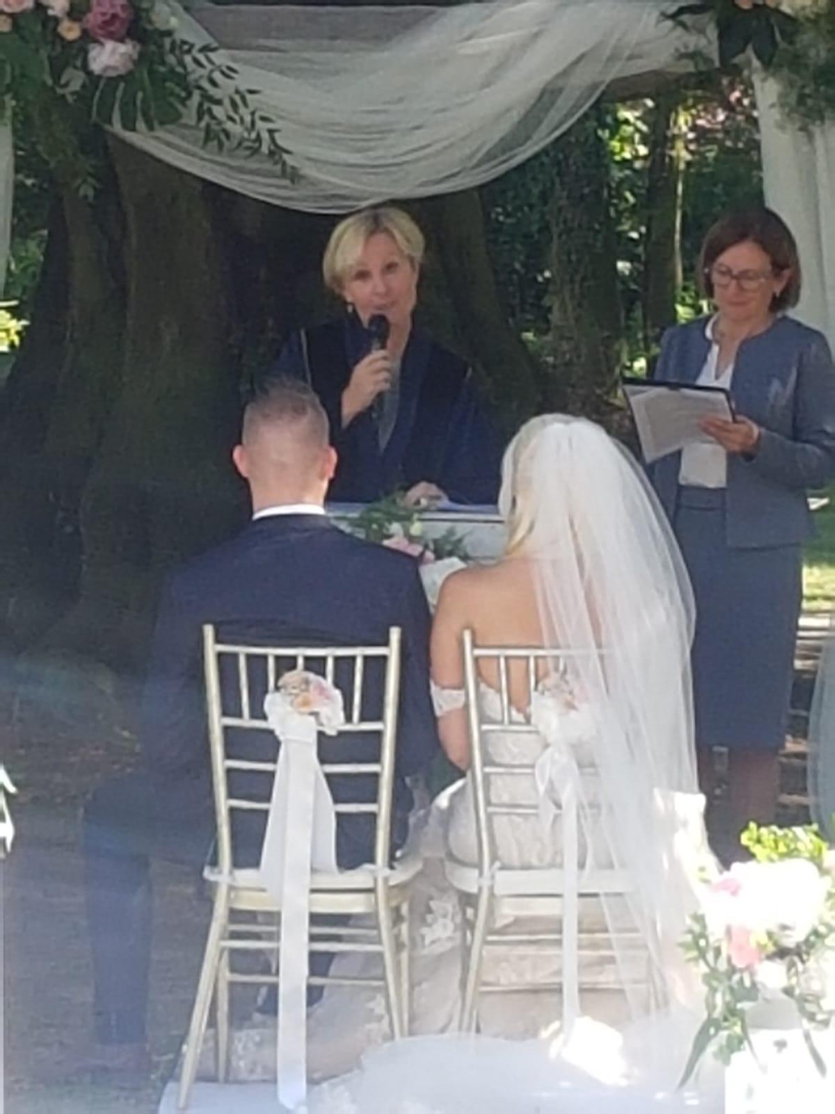 Buiten trouwen in Polen